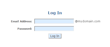 how to find my email address password